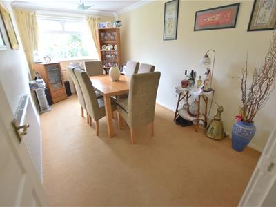 Dining Room or Bedroom